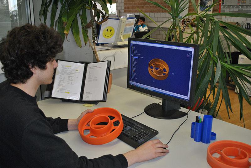 Mould maker EFZ - Website en
